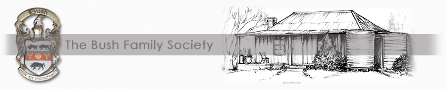 Bush Family Society